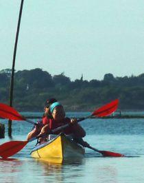 Balade kayak
